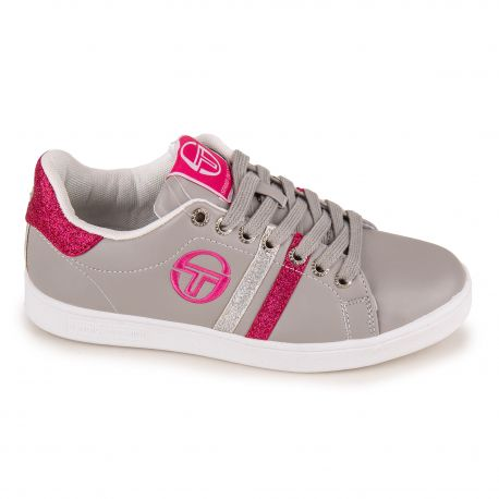 big sale website for discount new lower prices Baskets gris rose stw914119 lt Femme SERGIO TACCHINI