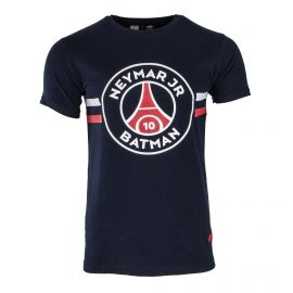 Tee shirt mc neymar team batman Homme PSG
