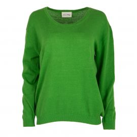 Pull fin manches longues Femme AMERICAN VINTAGE