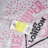 Sweat ml lc00940 4-12ans fille Fille LEE COOPER