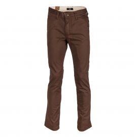 Pantalon chino marron Homme VANS marque pas cher prix dégriffés destockage