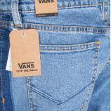 Jean bleu droit Femme VANS marque pas cher prix dégriffés destockage