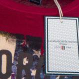 Tee shirt mc melton Homme BLAGGIO marque pas cher prix dégriffés destockage