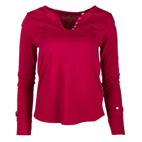 Tee shirt ml tlw2864f-2865f Femme BEST MOUNTAIN marque pas cher prix dégriffés destockage
