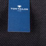 Veste blazer gris foncé manches longues Femme TOM TAILOR marque pas cher prix dégriffés destockage