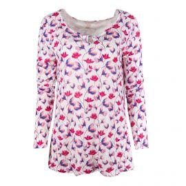 Tee shirt ml 1006644 Femme TOM TAILOR