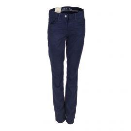 Pantalon bleu marine slim Femme Alexa TOM TAILOR marque pas cher prix dégriffés destockage