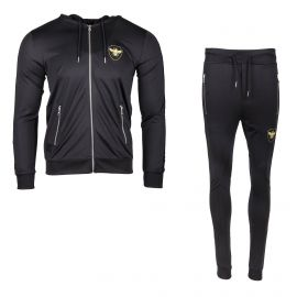 Ensemble jogging jaferil noir  Homme HITE