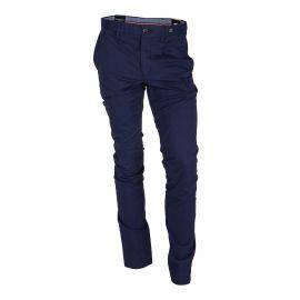 Pantalon chino bleu foncé Homme TOMMY HILFIGER