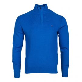 Pull ml col camionneur  Homme TOMMY HILFIGER