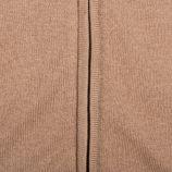 Gilet fin manches longues capuche laine coton cachemire coudières Homme BEST MOUNTAIN marque pas cher prix dégriffés destockage