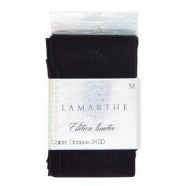 Collant opaque tiphaine Femme LAMARTHE marque pas cher prix dégriffés destockage
