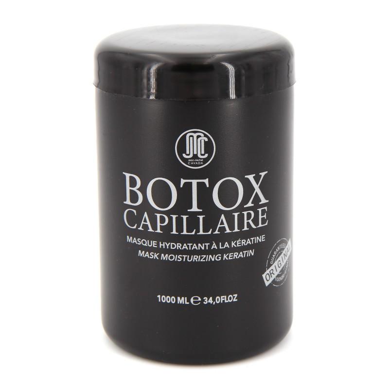 Botox capilaire JEAN MICHEL CAVADA marque pas cher prix dégriffés destockage