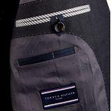 Blazer droit 2 boutons ajusté poche rabat Monticello exclusif Homme TOMMY HILFIGER marque pas cher prix dégriffés destockage