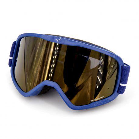 Masque ski bleu Catégorie 3 Beau temps Adulte CEBE marque pas cher prix dégriffés destockage