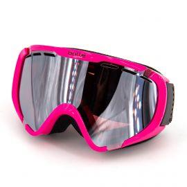 Masque ski rose Catégorie 2 temps nuageux Enfant BOLLE marque pas cher prix dégriffés destockage
