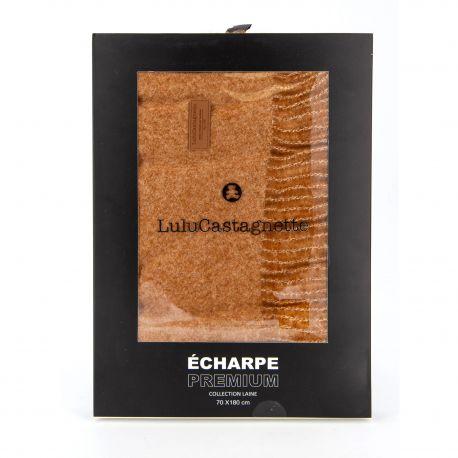 Echarpe 70x180cm LULU CASTAGNETTE marque pas cher prix dégriffés destockage