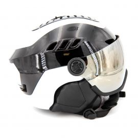 Casque Nask noir mixte NORTH VALLEY