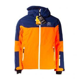 Veste Ski orange/bleue Gamma Dupore-X Homme WATTS marque pas cher prix dégriffés destockage