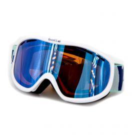 Masque ski blanc cat2/21656 Mixte BOLLE marque pas cher prix dégriffés destockage