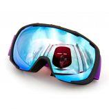 Masque ski noir/violet cat2/21594 Enfant BOLLE