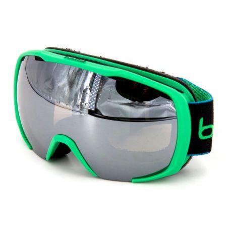 Masque ski vert cat3/21595 Enfant BOLLE marque pas cher prix dégriffés destockage