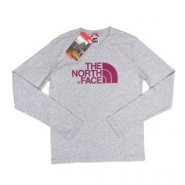 Tee shirt manches longues Enfant THE NORTH FACE marque pas cher prix dégriffés destockage
