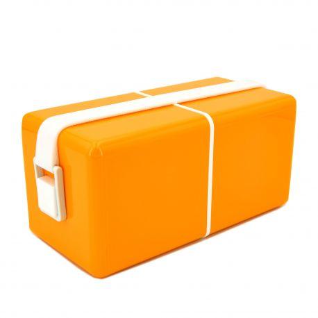 Lunch box orange 102 800 187 Mixte GUZZINI