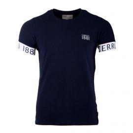 Tee shirt mc 07050 Homme CERRUTI marque pas cher prix dégriffés destockage
