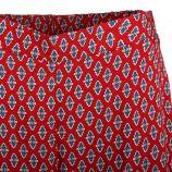 Pantalon 7/8ème ptc s1933f fluide imprimé Femme BEST MOUNTAIN marque pas cher prix dégriffés destockage