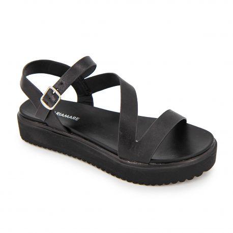 Sandales à plateforme cecilia bolti Femme MARIAMARE marque pas cher prix dégriffés destockage
