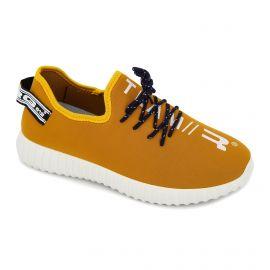Basket s62-s09f jaune Femme RG512