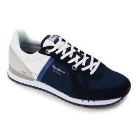 Baskets navy pms3058582 t41/46 Homme PEPE JEANS