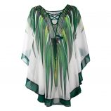 Robe jungle strass fluide plage Femme CARE OF YOU