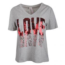 Tee shirt mc 54157/54212/54007/54156 Femme CARE OF YOU