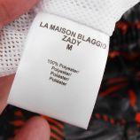 Short de bain zady imprimé tropical ganse bicolore Homme BLAGGIO marque pas cher prix dégriffés destockage