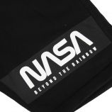 Bermuda sweat logo floqué Homme NASA marque pas cher prix dégriffés destockage