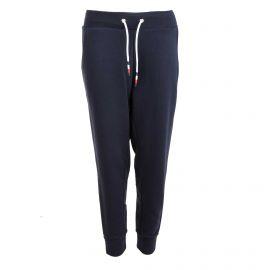 Bas de jogging cordon tag brodé poche Femme TOMMY HILFIGER marque pas cher prix dégriffés destockage
