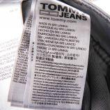 Pantalon toile coton strech poche passepoiléeHomme TOMMY HILFIGER marque pas cher prix dégriffés destockage