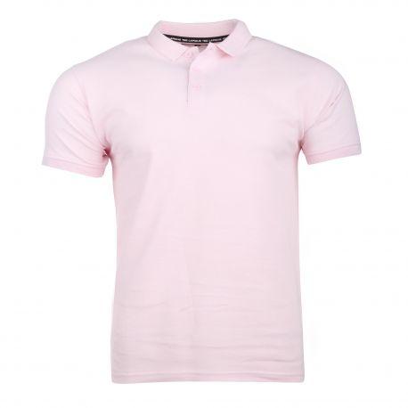 Polo manches courtes coton piqué tag brodé Homme TED LAPIDUS marque pas cher prix dégriffés destockage