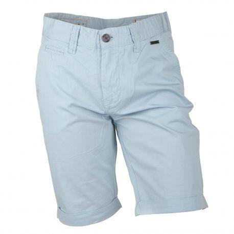 Bermuda coton doux bas revers Matt Homme BLAGGIO marque pas cher prix dégriffés destockage