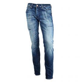 Jeans 12159158 12158602 Homme JACK AND JONES marque pas cher prix dégriffés destockage