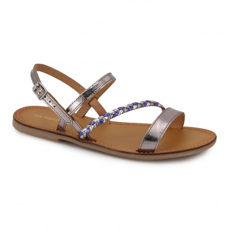 Sandales plates Batresse Femme LES TROPEZIENNES PAR M.BELARBI