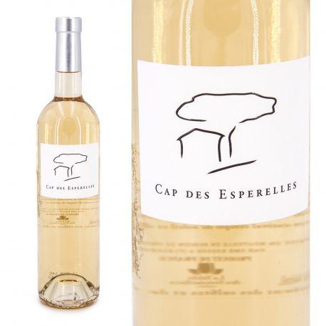 Vin rosé IGP Var 75 CL 2018 Cap des Esperelles