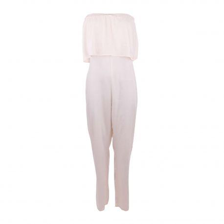 Combinaison pantalon légère fluide ganse Femme AMERICAN VINTAGE marque pas cher prix dégriffés destockage