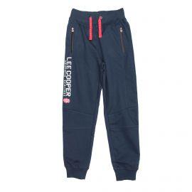 Bas de jogging floqué East London poches zip cordon Enfant LEE COOPER marque pas cher prix dégriffés destockage