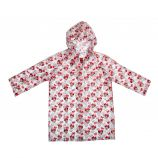 Imperméable transparent imprimé Minnie bouton pression capuche Enfant DISNEY