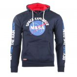 Sweat capuche ml gns2026sw taille s-xl Homme NASA