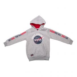 SWEAT CAPUCHE ML GNS2026SW T4 -14 ANS