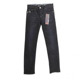 Jeans noir w51039 t4-14 ans Enfant RG512 marque pas cher prix dégriffés destockage